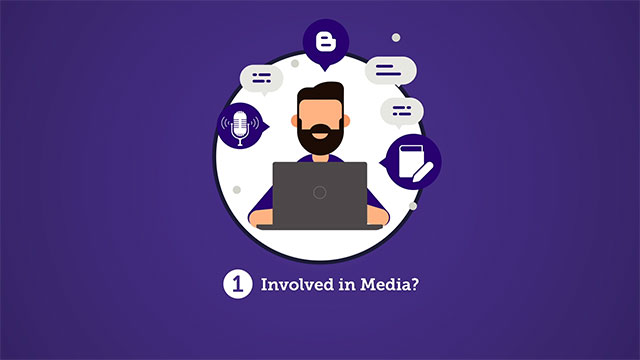 Involved in News and Media?